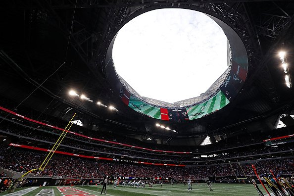 Falcons have lost 3 games at home this year by a total of 10-points. Fall to Cowboys 22-19