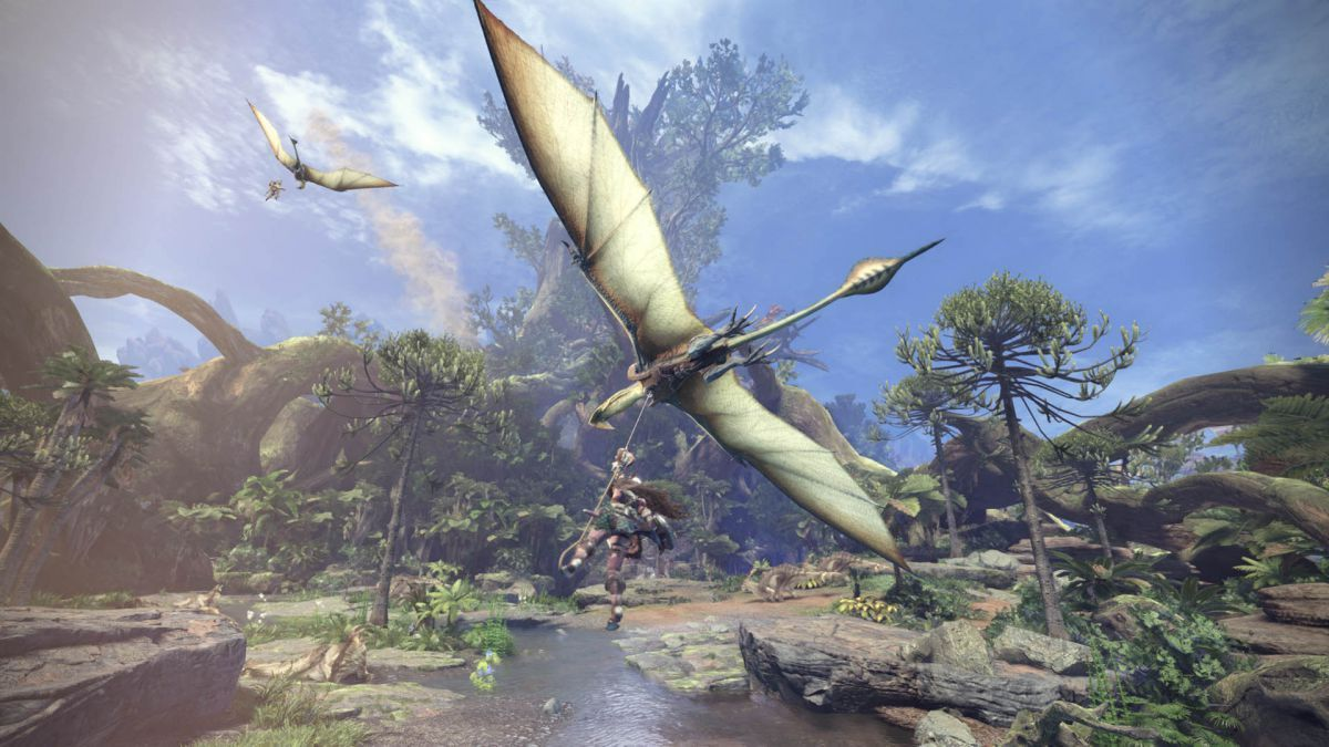 Fantatical's Monster Hunter: World sale is the biggest discount yet buff.ly/2QRln5K