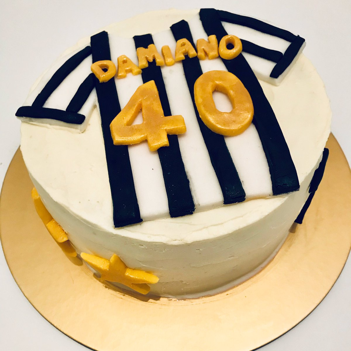 Amazing Cakes By Kinane On Twitter Happy 40Th Birthday Damiano Funny Birthday Cards Online Sheoxdamsfinfo