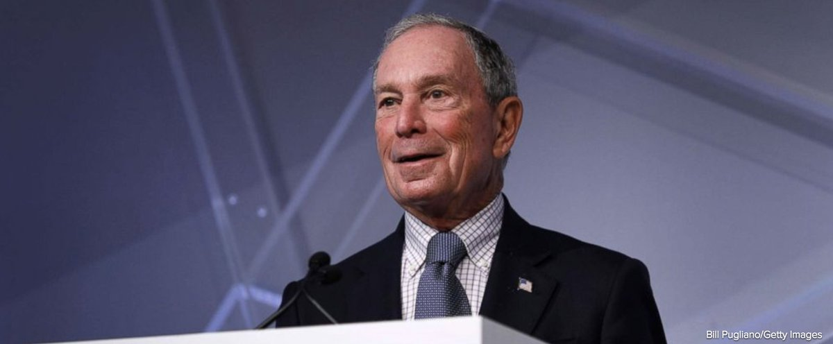NEW: Billionaire businessman and philanthropist Michael Bloomberg is donating $1.8 billion to his alma mater, Johns Hopkins University – the largest contribution ever made to an education institution in the U.S. https://t.co/GAjS0Hmcfn