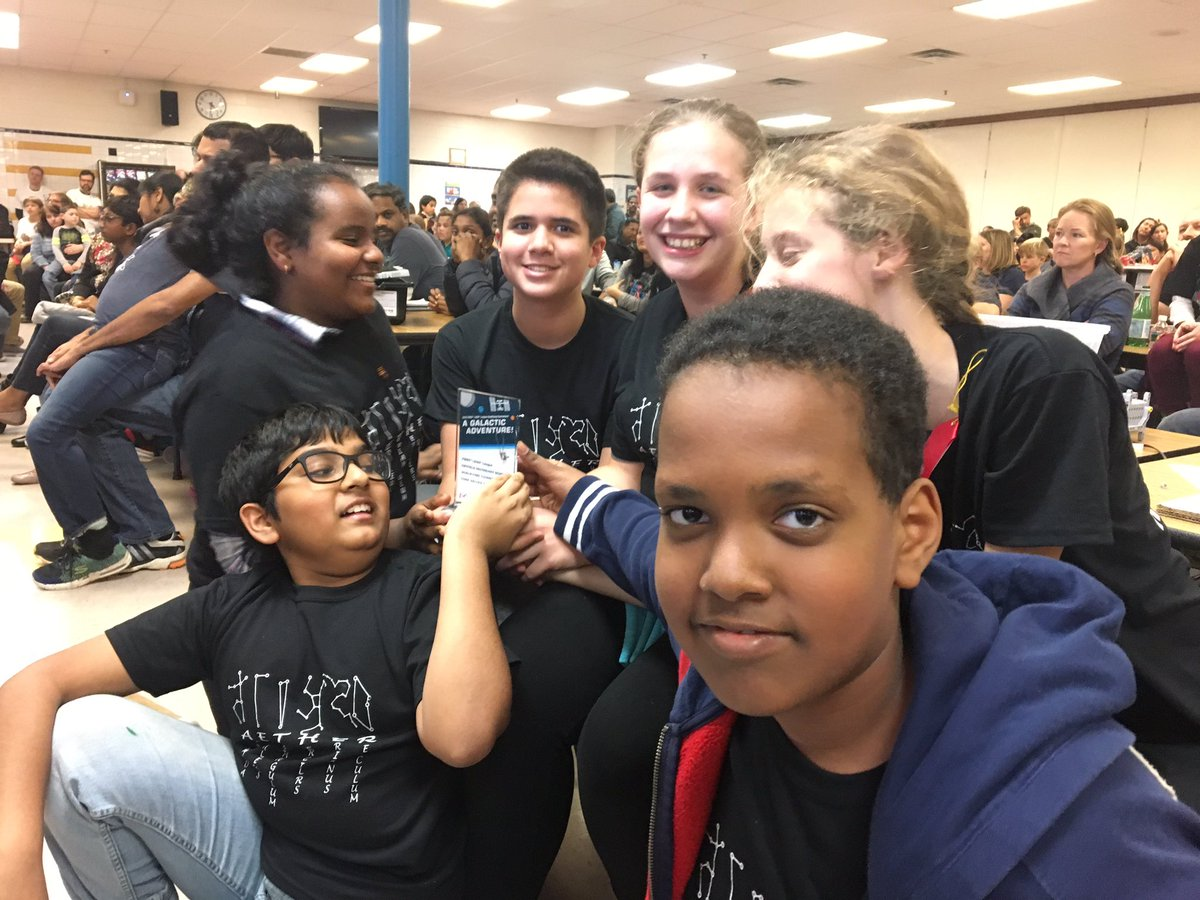 Yay!!!! Gunston Robotics team AETHER won the First Lego League Core Values Award for today's  tournament!!! Congrats to these hardworking kids!  <a target='_blank' href='http://search.twitter.com/search?q=GunstonPRIDE'><a target='_blank' href='https://twitter.com/hashtag/GunstonPRIDE?src=hash'>#GunstonPRIDE</a></a> <a target='_blank' href='http://search.twitter.com/search?q=APS_CTAE'><a target='_blank' href='https://twitter.com/hashtag/APS_CTAE?src=hash'>#APS_CTAE</a></a> <a target='_blank' href='http://search.twitter.com/search?q=edu_futuro'><a target='_blank' href='https://twitter.com/hashtag/edu_futuro?src=hash'>#edu_futuro</a></a> <a target='_blank' href='https://t.co/GihRDDLrFp'>https://t.co/GihRDDLrFp</a>