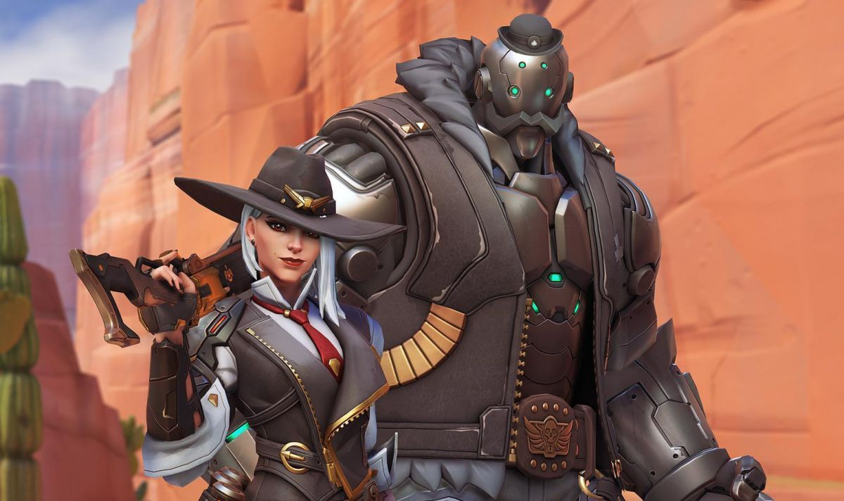 Overwatch is free to play next week buff.ly/2RVWciB
