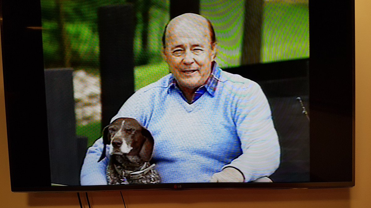 Watching the AWA Team Challenge Series w/ @MichaelHamflett before Survivor Series and HOLY SHIT does Verne Gagne look like his dog or what? (the show is incredible btw)