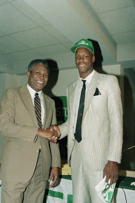 Today would\ve been Len Bias\ 55th birthday. Happy born day to the greatest Celtics never...