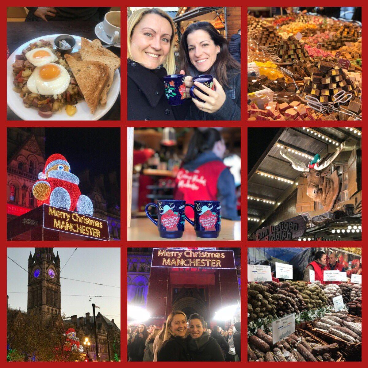 Manchester Christmas Markets 2018 🎄❄️🎅🏻❤️ #MCRCHRISTMAS https://t.co/CgbFOy83Ks