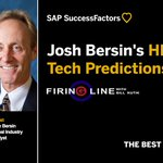 Top HCM thought-leader @Josh_Bersin describes two tools for coaching. So necessary when no one is ever taught how to manage anyone! Get the details on the new Firing Line with @BillKutik https://t.co/jBe0rk3m3f