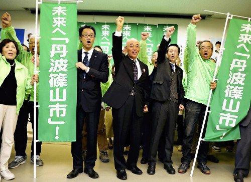 【賛成多数】兵庫県「篠山市」から「丹波篠山市」に変更 住民投票で決定 https://t.co/4vHGeo1wAj  市名変更の賛否を問う全国初の住民投票が18日に実施。投票率は69.79%で、賛成が多数を占めた。