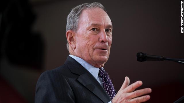 Former New York City Mayor Michael Bloomberg donates record-breaking $1.8 billion to Johns Hopkins University.  https://t.co/ez1NLM6JSA