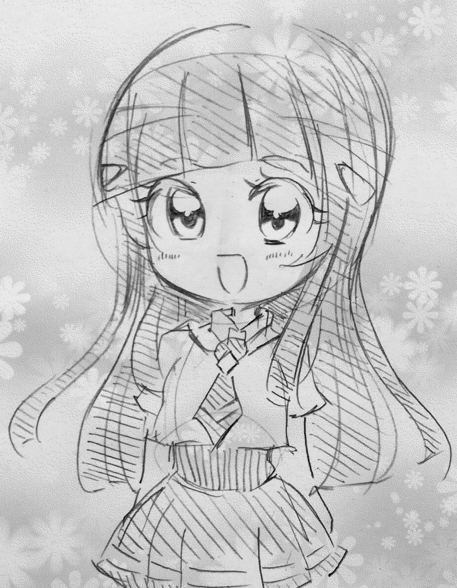 はるる (@harururu425)さんのイラスト