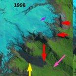 Image for the Tweet beginning: Cerro Tronador glaciers in Argentina