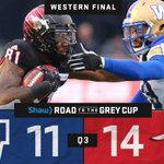 #GreyCup Twitter Photo