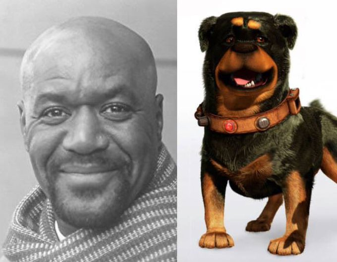 Happy 66th Birthday to Delroy Lindo! The voice of Beta in Up and Dug\s Special Mission.