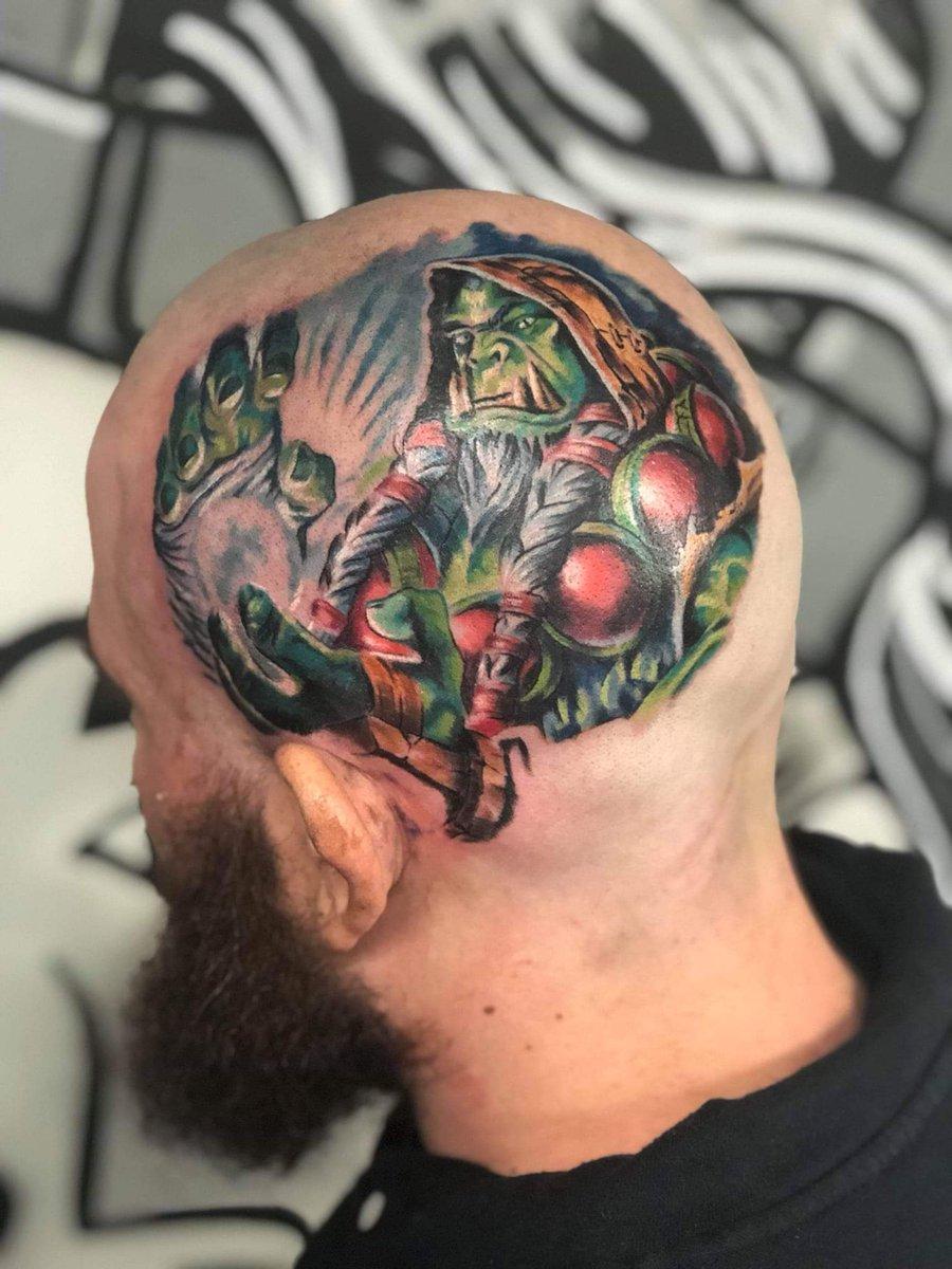 Horde Tattoo