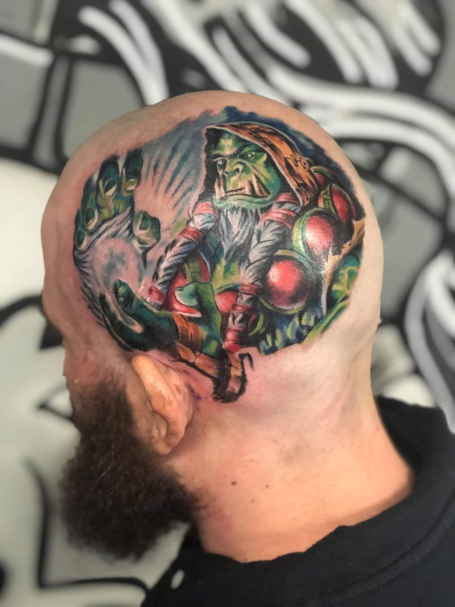 For The Horde Tattoo