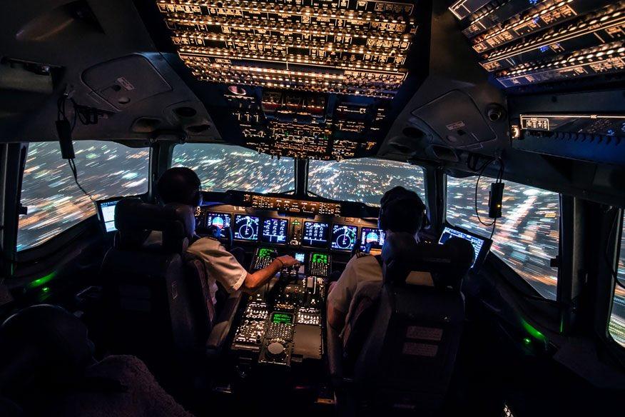Картинки кабины пилотов