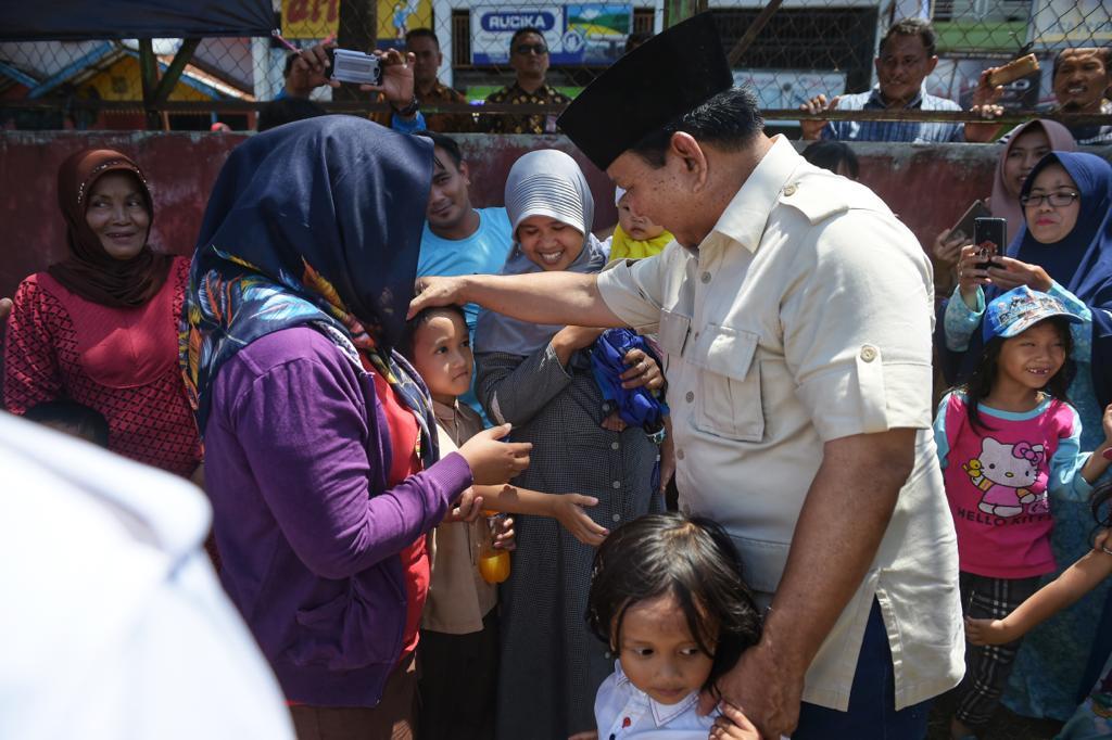 #PrabowoSandi mengatasi ancaman gizi buruk (stunting) bagi anak Indonesia