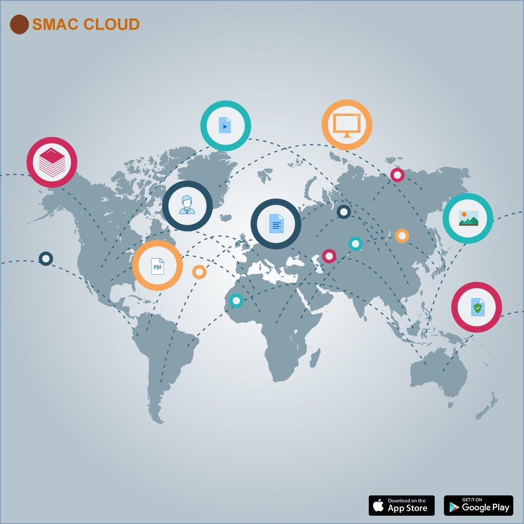 SMAC Cloud : Free Cloud Storage on Twitter: