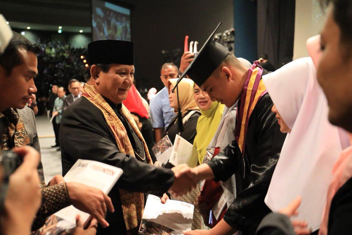 Program Beasiswa #PrabowoSandi