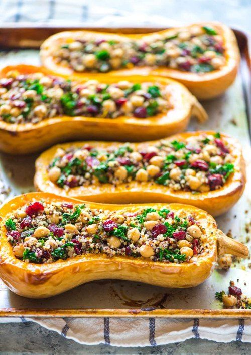 Really nice recipes. Every hour. — Stuffed Butternut Squash with Quinoa, Kale,... https://t.co/JUQrSHV9sw https://t.co/efO2Ctmj6p