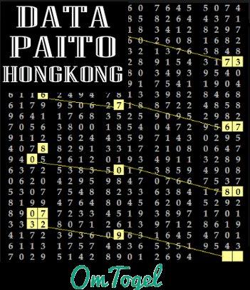 Data pengeluaran hongkong 2018 sampai 2020