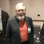 An inspiration to all scholars studying contemporary religious movements: fifty years after he founded the Institute for the Study of American Religions (ISAR), a session in honor of J. Gordon Melton at the American Academy of Religion. #SBLAAR18