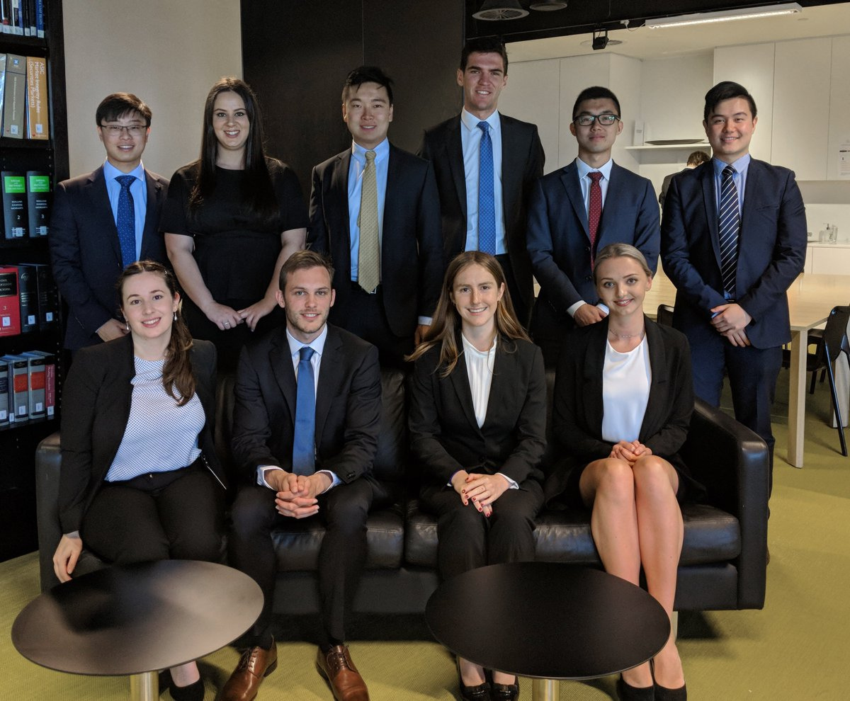 A big welcome to our seasonal clerks who started with us today in our Melbourne office. To find out more about working at @ABLLaw, visit our Careers page: http://bit.ly/2j34qDE  #LifeatABL #seasonalclerks #ABLclerks