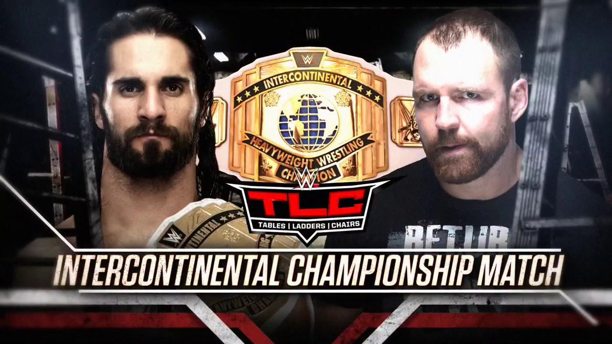 Big Title Match Announced For WWE TLC