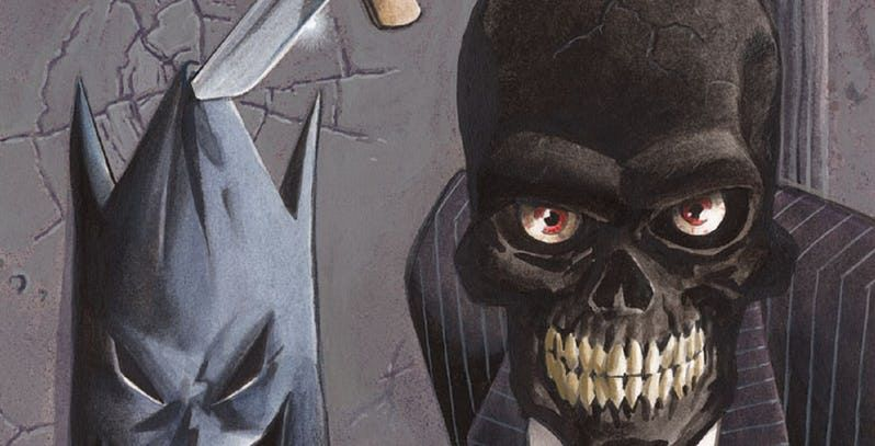 Comic Book Resources On Twitter Birds Of Prey Fan Art Transforms Ewan Mcgregor Into Black Mask Https T Co Bcxhsl799m