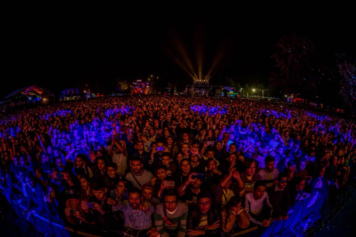 ¿Están listos para @Imaginedragons? 😱🐉✨ #CoronaCapital18