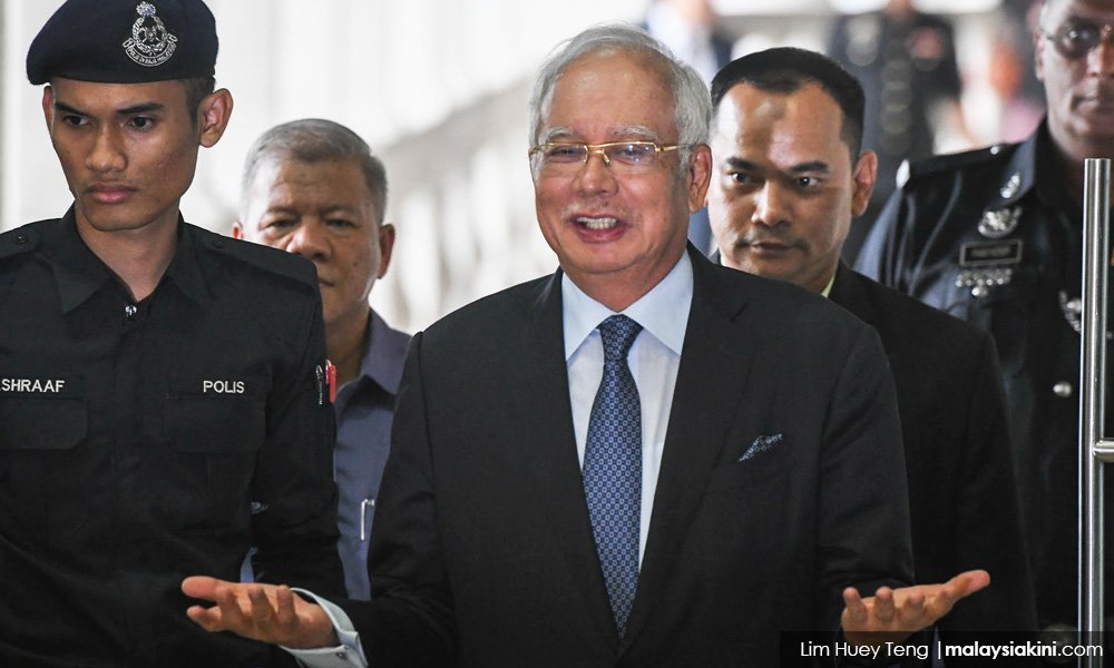 malaysiakini com on twitter najib can be cited for contempt say