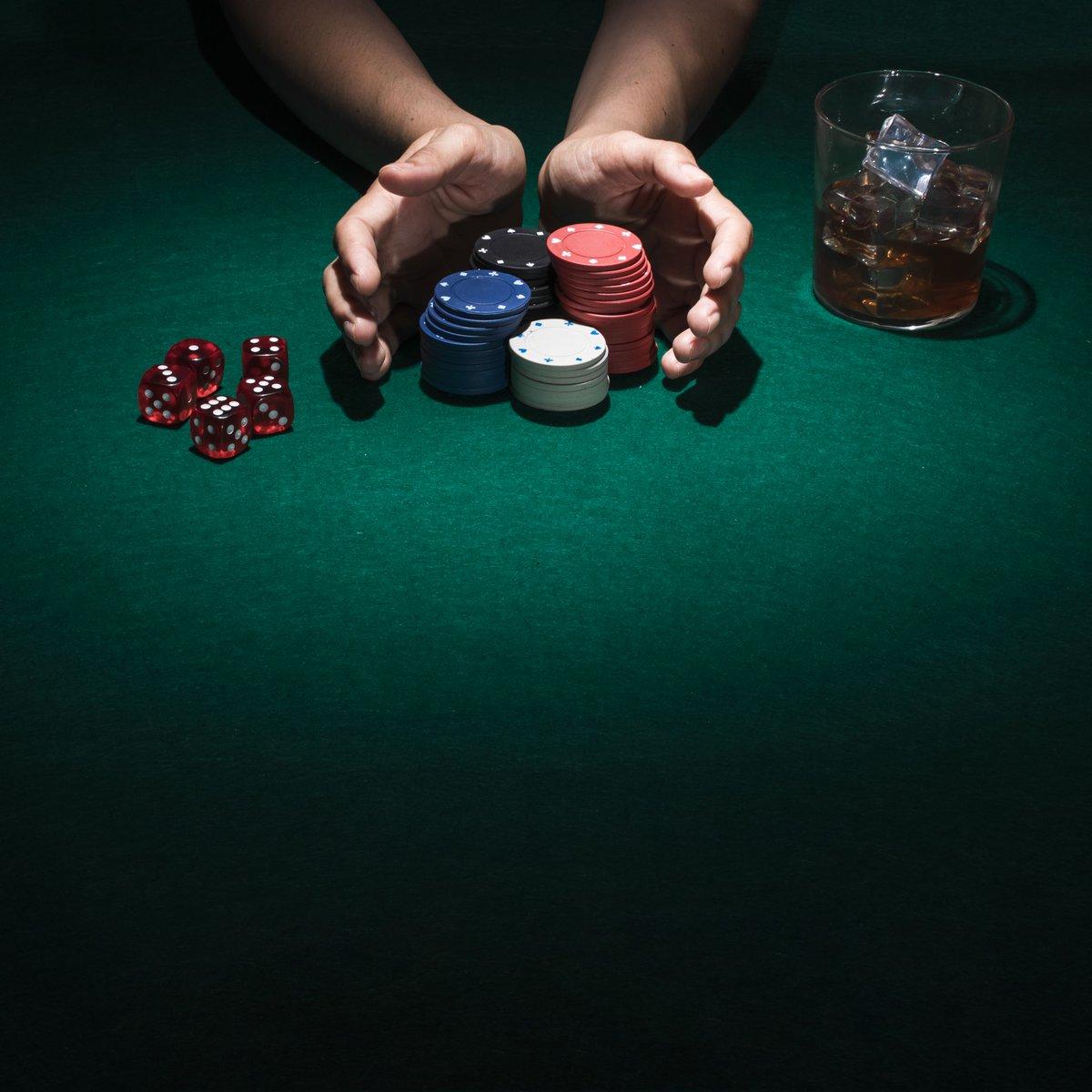 Картинка играют в покер