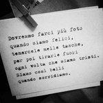 #ScrivoDiSperanza Twitter Photo
