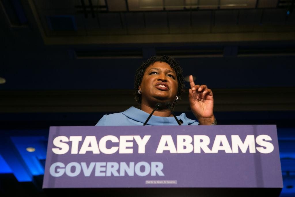 Stacey Abrams: Georgia governor election is 'tainted' after Brian Kemp's success in suppressing votes https://t.co/34rMUGdV5o