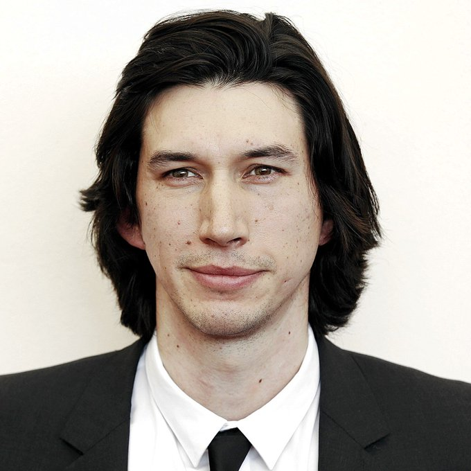 Happy birthday to the good actor,Adam Driver,he turns 35 years today