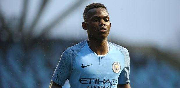 Wales call up Man City forward Rabbi Matondo for friendly against Albania... 18-year-old starlet is even faster then Leroy Sane and Kyle Walker dailym.ai/2QQD6dz