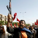 Image for the Tweet beginning: Les rebelles houthis prêts à