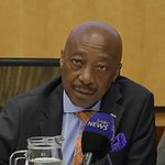 Tom Moyane Twitter Photo