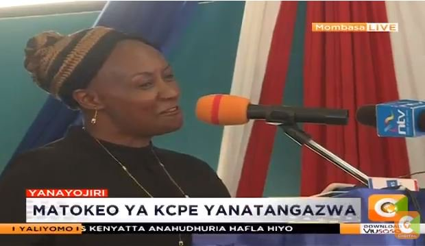 Nancy Macharia: We have a few teachers who are involved in irregularities, abetting, impersonation and cheating. This does not mean that it is all teachers; most of our teachers are good and patriotic   #KCPE2018