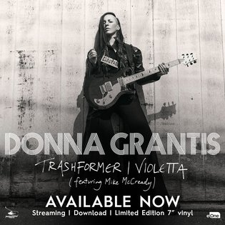 GUITARIST DONNA GRANTIS COLLABORATES WITH HALL OF FAME PEARL JAM GUITARIST MIKE MCCREADY musicplayers.com/2018/11/guitar… @DonnaGrantis