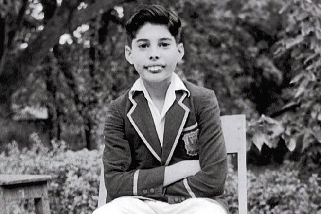 Prof Frank Mcdonough On Twitter Photo Of The Day The Young Freddie Mercury 1958