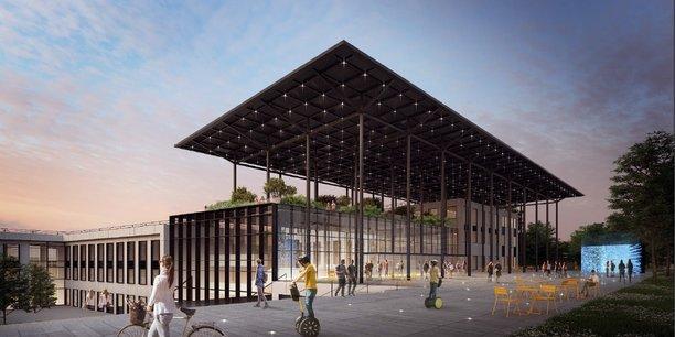 Le campus numérique de la région dévoile son visage  : Le site ouvrira à la rentrée 2020 avec environ 2 000 étudiants. 🚀 https://t.co/6xhn6KMpkW via @acteursdeleco @sigot  #TransfoNum #Numérique #Formation #Orientation #métiers #MDM2019 https://t.co/m6p5jtYTXO