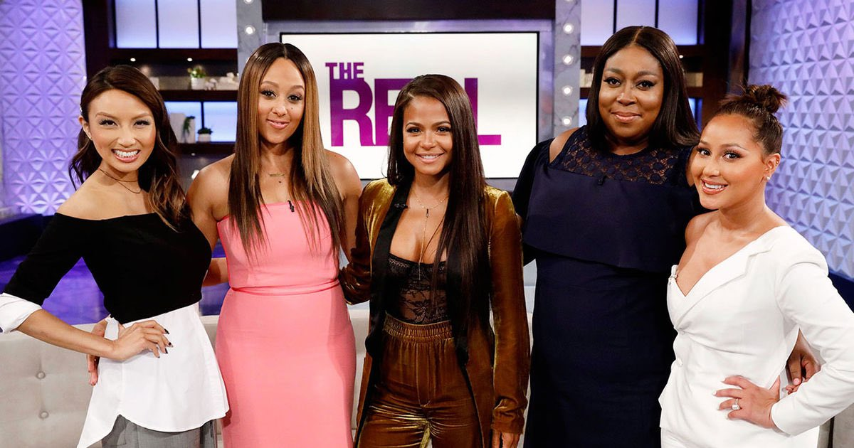 Check me out live on @TheRealDaytime today co-hosting with the girls. Love them! Love the show! Tune in!
