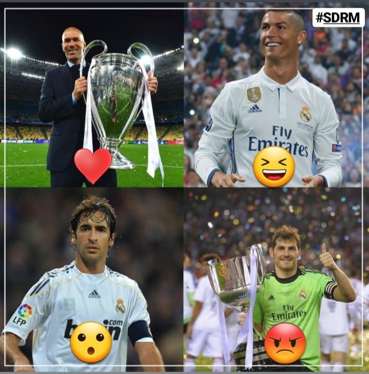 ¿Cuál es tu leyenda favorita del Real Madrid CF?  #UCL @Nissan_ESP