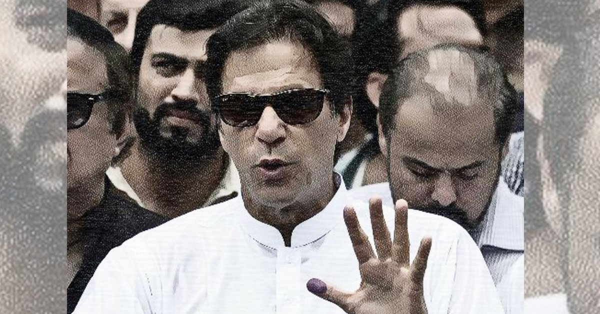 'Don't make us a scapegoat': Imran counters Trump's tirade against Pakistan https://t.co/1C71RzpLu2 via @TOIWorld https://t.co/RGsnZ4DTZL