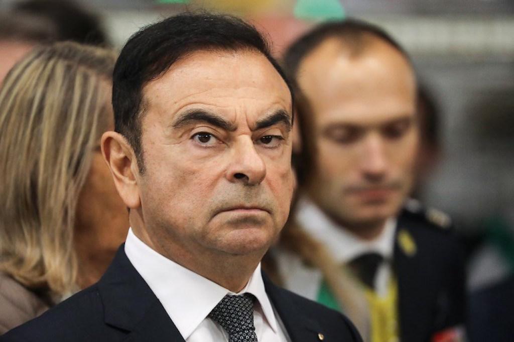 Renault-Nissan : Carlos Ghosn accusé de piquer dans la caisse… malgré ses 16 millions d'euros annuels https://t.co/xwOCT9B4pr