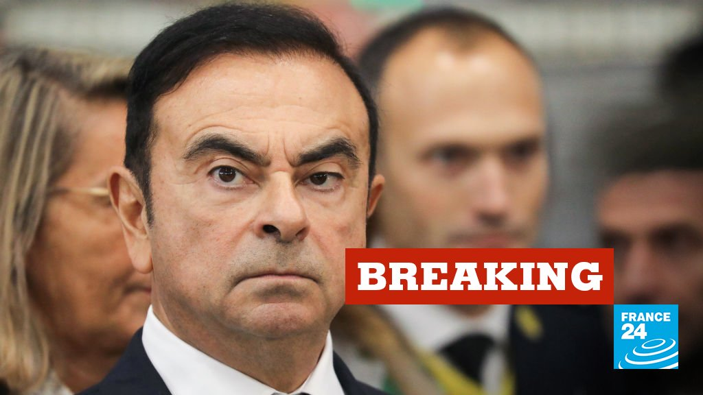 🔴 BREAKING - Nissan chief Carlos Ghosn arrested for financial misconduct, Japanese media say https://t.co/1t8B22xF69