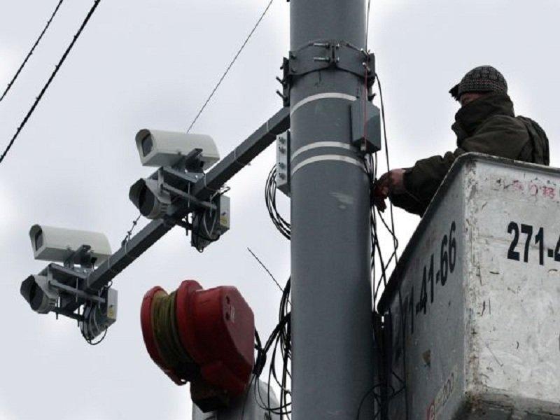 камеры фиксации нарушений с адресами