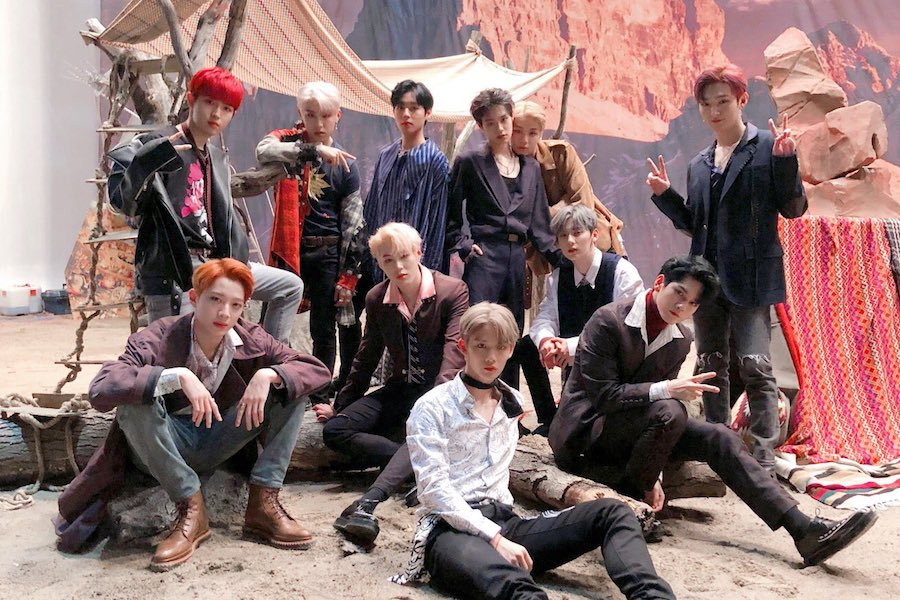 Soompi On Twitter Wannaone Tops All Major Realtime Charts With
