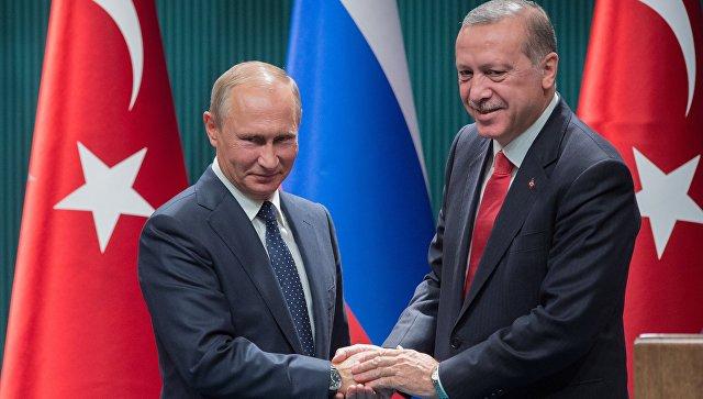 ОНЛАЙН. Труба дошла до суши: Путин и Эрдоган принимают «Турецкий поток» https://t.co/utl2SkjgI0