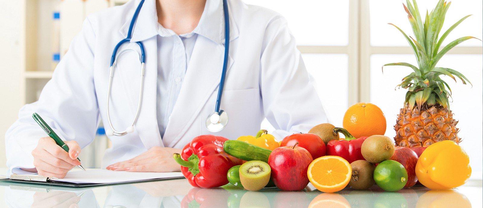 Разработка лечебных диет